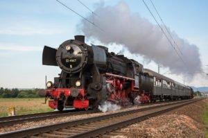 """Dampfsonderzug """"Der Michelstädter"""" - Zusatzzug @ Dampfsonderzug zum Weihnachtsmarkt Michelstadt"""