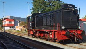 """Hafenbahn """"7. Teddybären-Tag"""""""
