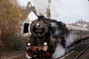 """ABGESAGT: Dampfsonderzug """"Erbacher Wiesenmarkt"""" @ Sonderzug zum Erbacher Wiesenmarkt"""