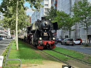 ABGESAGT - Adventsfahrten auf der Hafenbahn @ Frankfurt/Main, Eiserner Steg