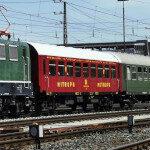 Mitropa-Wagen - Abholung in Fürth (24.04.2021)